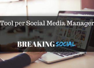 Migliori tool per Social Media Manager