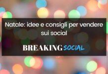 Natale 2021: idee e consigli per vendere sui social