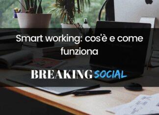 Smart working cos'è e differenza con remote working e home working
