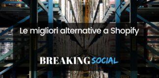 Dropshipping: le migliori alternative a Shopify