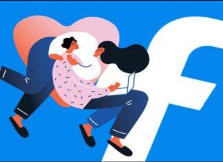 Sparked Facebook app