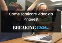Come scaricare video da Pinterest