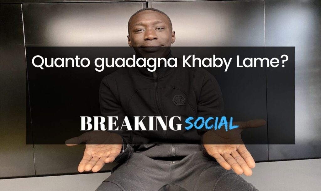 Quanto guadagna Khaby Lame