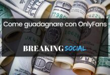 Come guadagnare con OnlyFans