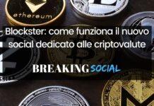 Blockster, il nuovo social dedicato alle criptovalute