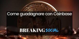 Come guadagnare con Coinbase criptovalute gratis