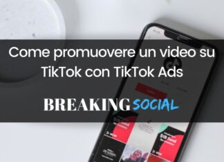 Come promuovere un video su TikTok Ads
