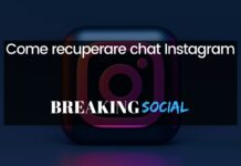 Come recuperare chat Instagram